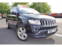 2012 JEEP COMPASS 2.2 CRD Limited | Yes Cars 4 u Portsmouth