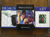 Art and Design Books