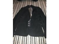 Women's River Island Black Jacket (size 10)