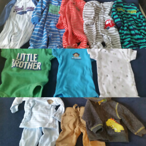 Carters Boy Newborn Clothes