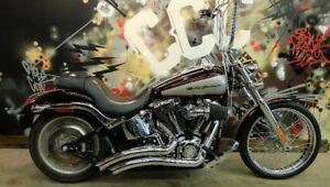 2007 Harley Davidson soft tail deuce. Only $249 per month.