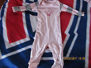 New baby girl clothing - with tags, never worn