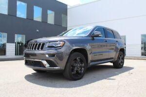2016 Jeep Grand Cherokee Overland S *HARMAN KARDON*GPS*RARE