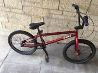 BMX FOR SALE £130 + INNER TUBE & BIKE LOCK