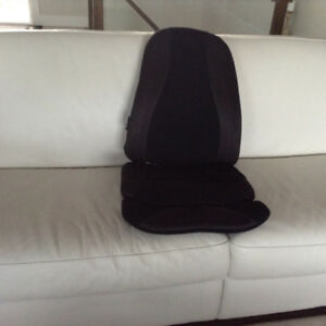 Opus seat and back support cushions