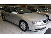 Vauxhall Omega 2.6i V6 24v Auto 2003 CDX