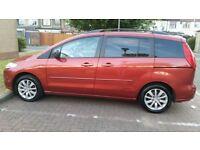2006 Mazda Mazda5 1,8 Petrol Sport 5dr HPI Clear Service History @07445775115 7 Seater