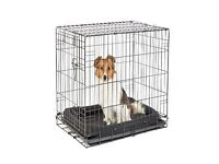 Small dog cage **new condition**