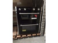 AMF72VSS 72CM BUILT IN DOUBLE OVEN
