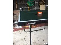 Table tennis butterfly table 2.05m x 1.7m