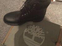 Timberland Classic Premium Boots Black