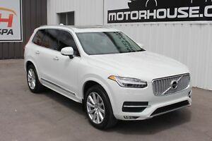 2017 Volvo XC90 T6 Inscription Sensuous Pleasure