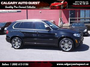 2013 BMW X5 xDrive35i M-SPORT/AWD/NAVI/B.CAM/LEATHER/ROOF