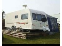 Bailey Unicorn Barcelona Twin Axle Caravan