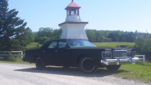 1978 mercury grand marquis only 66 thousand kms