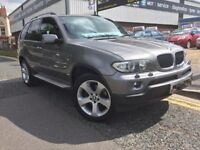"""BMW X5 3.0D SPORT!! FACE LIFT MODEL """"""""05PLATE"""""""" ALLOYS NEW TYRES!!! ELECTRIC WINDOWS"""