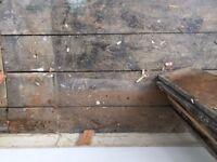 Reclaimed Victorian Floor Boards