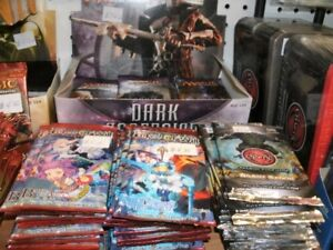 Cartes Force of Will et World of WarCraft