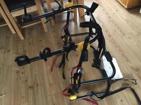 HALFORDS HIGH MOUNT CYCLE BIKE CARRIER VGC