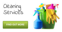 DEEP THOROUGH CLEANING cleaning service satisfaction guaranteed