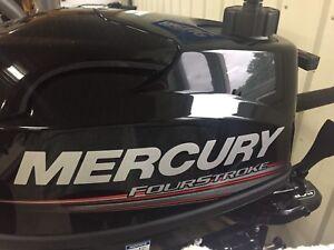 2017 Mercury 6hp