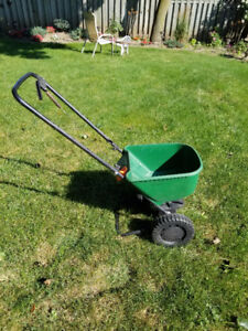 Scott's Seed and Fertilizer Spreader