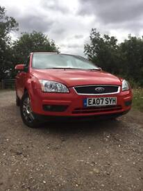 Ford Focus GHIA 2007 , 2.0 Petrol, MOT TILL NOVEMBER