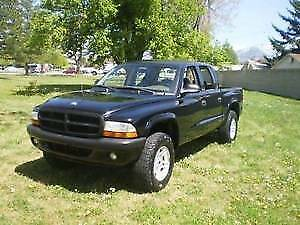2003 Dodge Dakota Sport Pickup Truck trade for car or suv only