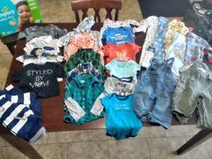 6-9 month boy lot