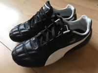Puma Football Boots Kid's Size UK 12
