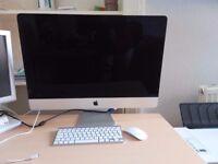 iMac 27inch i5 1TB Memory 16GB RAM (Late 2013)