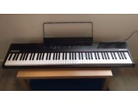 Alesis Recital 88-Key Beginner Digital Piano with Full-Size Semi-Weighted Keys (like new)