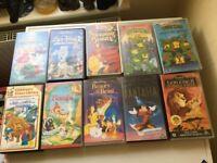 Original DISNEY VHS VIDEOS