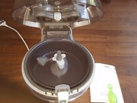 Tefal Actifry with spoon and booklet
