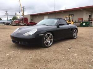 2000 Porsche Boxster S -NO CREDIT CHECKS! CALL 780 918 2696