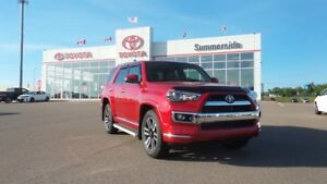 2016 Toyota 4Runner LTD HAVE FUN IN THE SUN FOR $175/WEEK OAC!