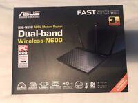 Asus DSL-N55U Dual Band ADSL Modem Router