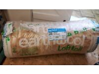 Earthwool Loft Insulation Rolls