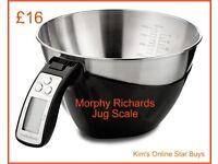 Morphy Richards Jug Scale (brand new)