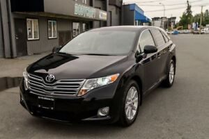 2010 Toyota Venza Clean Toyota Powered SUV Langley Location