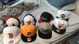 8 hats for $100