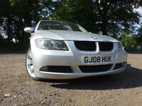 08 BMW 320i SE 2.0,MOT MAY 018,2 OWNERS FROM NEW,FULL SERVICE HISTORY,VERY RELIABLE,STUNNING EXAMPLE