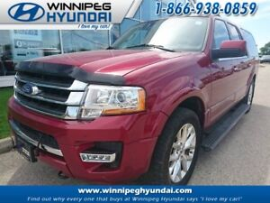 2015 Ford Expedition MAX Limited Max DVD Leather No Accidents