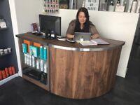 Reception Desk! Salon/shop/office