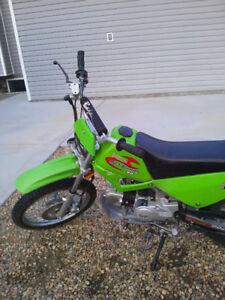 90 cc Dirt bike