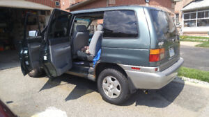 USED 98 Mazda 7 Seater VAN FOR SALE