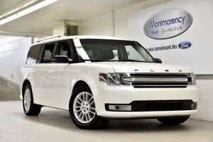 2014 Ford Flex SEL AWD+7 PASSAGERS+ CUIR+TOIT PANO+GPS