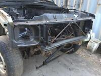 Land Rover discovery td5 front end landing panel