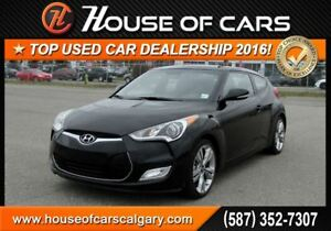 2015 Hyundai Veloster SE / Backup Camera / Sunroof