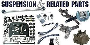 Shocks, Struts, Ball Joint, Tie Rod, Axyle, Bearings, Suspension